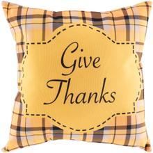 "Gratitude GTD-005 16"" x 16"""