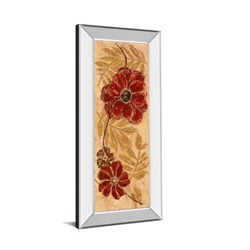 "Classy Art - ""Touch Of Honey I"" By Maria Donovan Mirror Framed Print Wall Art"