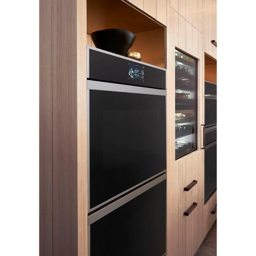 """Gallery - Monogram 30"""" Smart Electric Convection Double Wall Oven Minimalist Collection"""