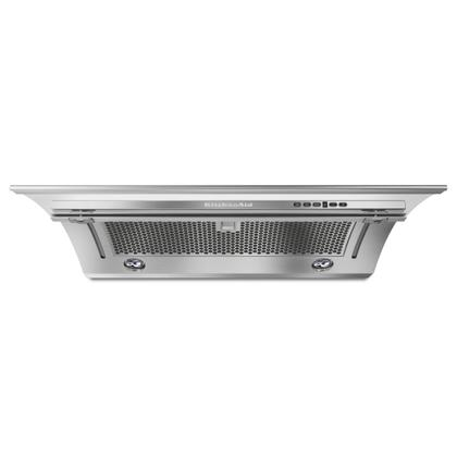 "30"" Slide-Out Hood - Heritage Stainless Steel"