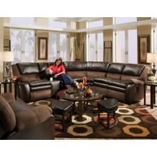 LSF Section w/2 Recliners