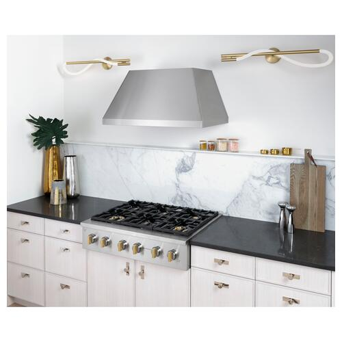 """Monogram 36"""" Professional Gas Rangetop with 6 Burners (Natural Gas) - Coming Spring 2021"""