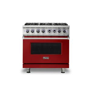"Viking36"" Dual Fuel Range - VDR7362 Viking 7 Series"