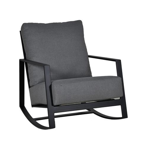 Castelle - Prism Cushioned Rocking Chair