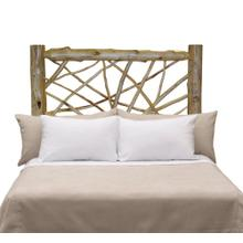 Twig Headboard - Single - Natural Cedar