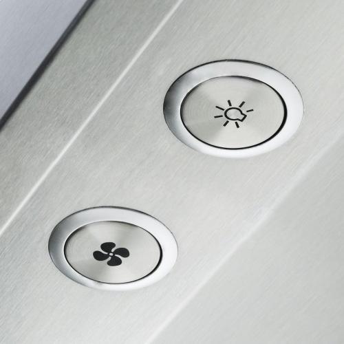 "Product Image - Viking VWH53612SS    36"" Wide 12"" High Wall Hood   Ventilator"