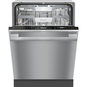 MieleG 7366 SCVi SF AutoDos - Fully integrated dishwasher XXL with Automatic Dispensing thanks to AutoDos with integrated PowerDisk.