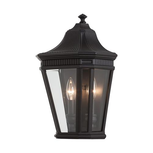 Cotswold Lane Pocket Lantern Black