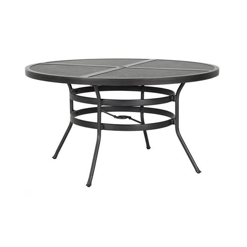 """Castelle - 54"""" Marquis Round Dining Table"""