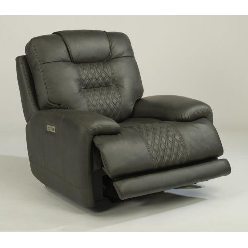 Royce Power Recliner with Power Headrest