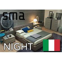 SMA Mobili - Night 2013 Bedroom Collection
