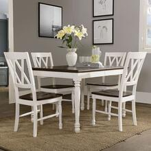 SHELBY 5PC DINING SET