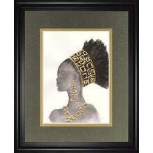 View Product - Headdress Beauty II By Chris Paschke