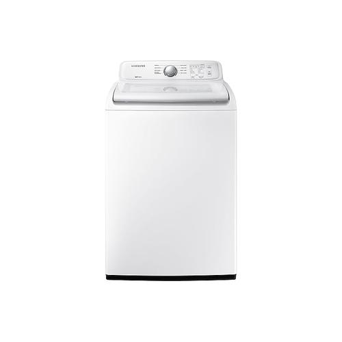 Gallery - 4.5 cu. ft. Top Load Washer with Self Clean in White