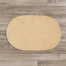 West Bay Rug WB31 Banana 2' X 3'