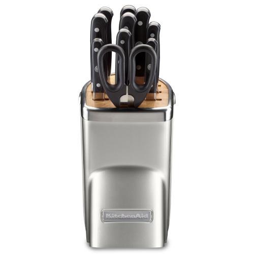 Gallery - 11pc Professional Series Cutlery Set - Sugar Pearl Silver