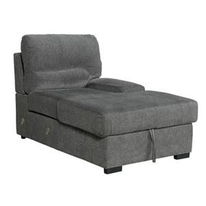 RAF Corner Chaise w/Storage