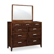 Beaumont Mule Chest Mirror, 39 1/4""