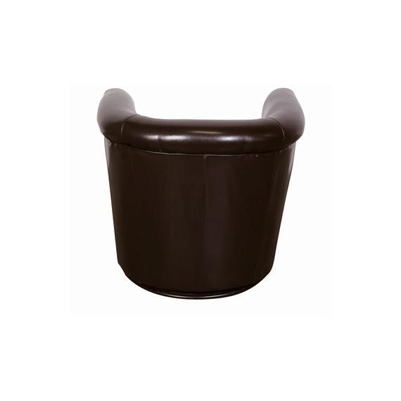 Marvel Chocolate Swivel Chair, AC210