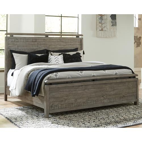 Brennagan Queen Panel Bed