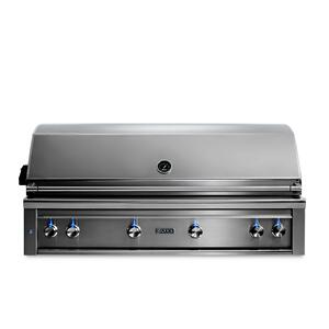 """Lynx54"""" Lynx Professional Built In Grill with 1 Trident™ and 3 Ceramic Burners and Rotisserie, LP"""