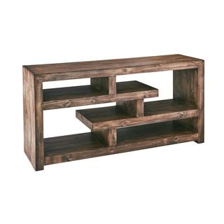 See Details - Metro Console Table - Latte