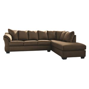 Signature Design By Ashley - Darcy 2-piece Sectional With Chaise
