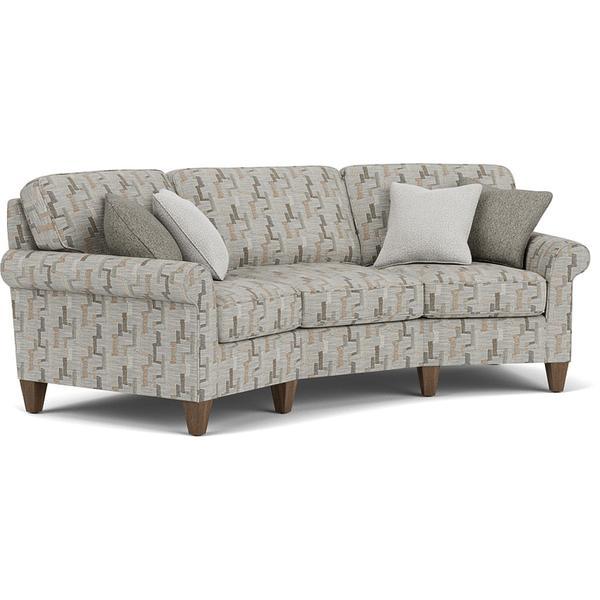 See Details - Westside Conversation Sofa