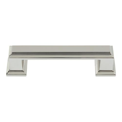Sutton Place Pull 3 Inch (c-c) - Polished Nickel