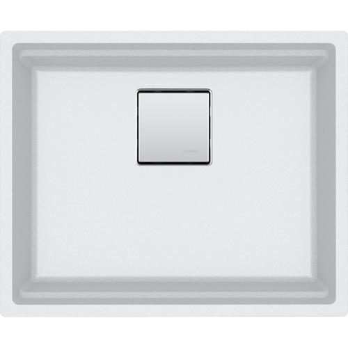 Franke - Peak PKG11020PWT Granite Polar White