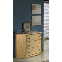See Details - Ponderosa Single Dresser