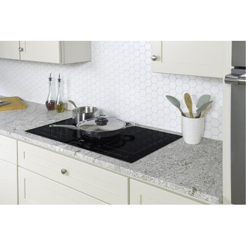 """36"""" Induction Built-In Cooktop"""
