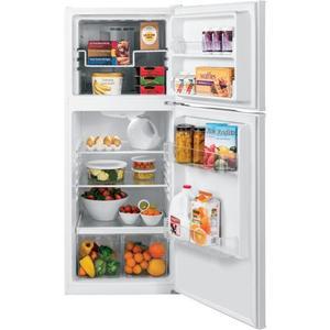 GE® 9.9 cu. ft.Top-Freezer Refrigerator