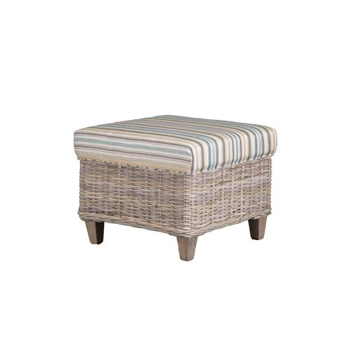 Ottoman, Available in Royal Oak Finish Only.