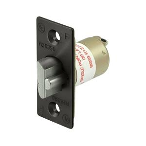 "GR2 Reg. Latch Entry, 2-3/8"" - Oil-rubbed Bronze"