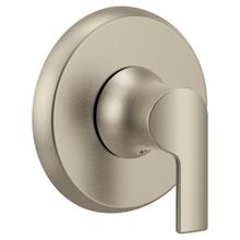 Doux brushed nickel m-core transfer m-core transfer valve trim