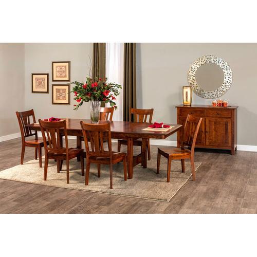 Shenandoah Trestle Table