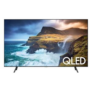 "Samsung75"" Class Q7D QLED Smart 4K UHD TV (2019)"