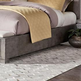 Cali King Storage Bed Rails