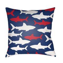 """Sharks LIL-076 20""""H x 20""""W"""