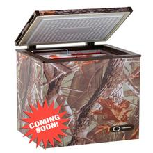 See Details - Model CF524CG - 5.2 CF Chest Freezer with Camouflage Wrapped Exterior