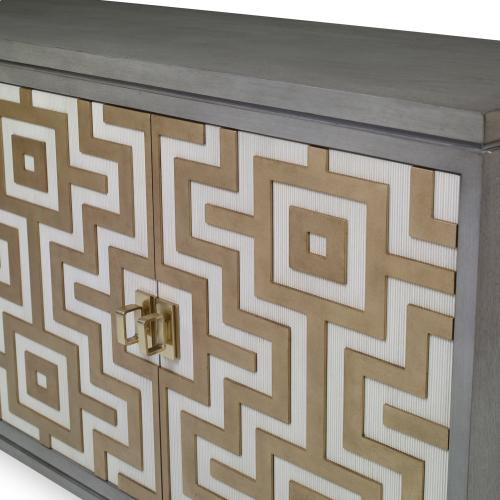 Labyrinth Multi-Use Cabinet