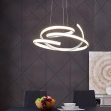 See Details - Oslo LED Chandelier // Silver