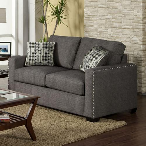 Furniture of America - Wolver Love Seat
