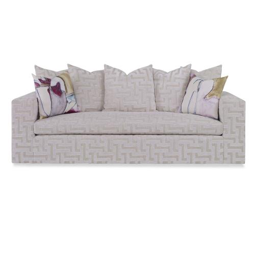 Retreat Sofa - Scatter Pillow Back