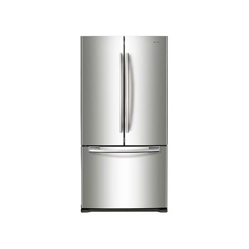 Samsung - 20 cu. ft. French Door Refrigerator