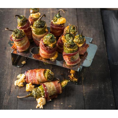 Smoked Jalapeno Popper Tray
