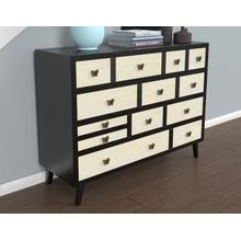 Papillon 13-Drawer Sideboard
