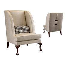 See Details - Alexia Wing Chair