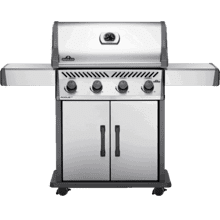 Rogue XT 525 with Smoker Box , Stainless Steel , Propane